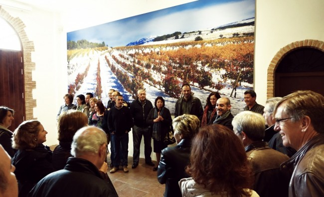 Agricultural Excursion to Font de la Figuera: History, wine and the Bastida de Moixent