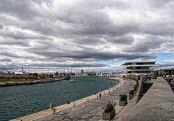 Los cruceros escogen la seda y las fallas de Valencia.