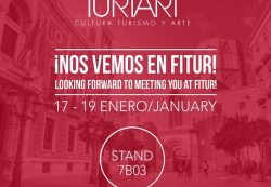 TURIART assiste a FITUR 2018 con stand proprio