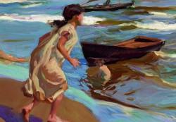 Nueva exposición sobre Sorolla y su tiempo en el Museo de Bellas Artes