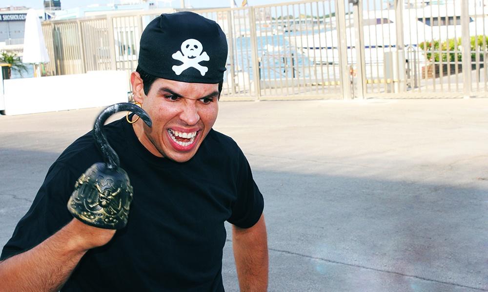 Imagen 4 de Piratas de la Malvarrosa.