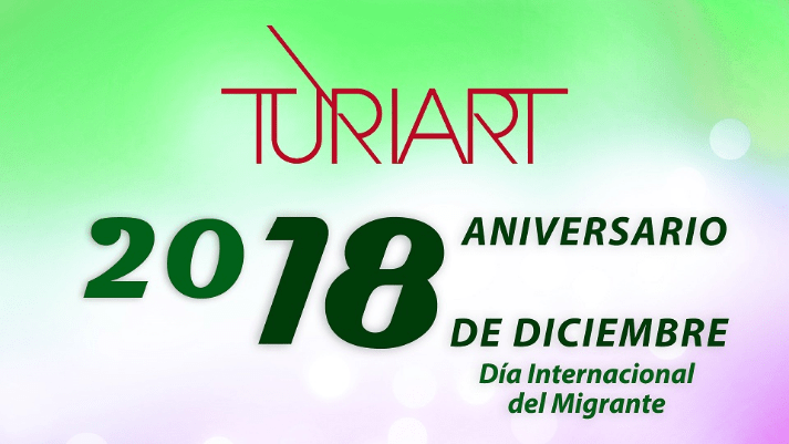 18 Aniversario Turiart Día Internacional del Migrante Valencia