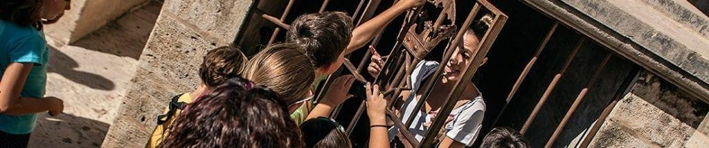 atrapa un dragon ruta infantil familiar turismo cultural valencia