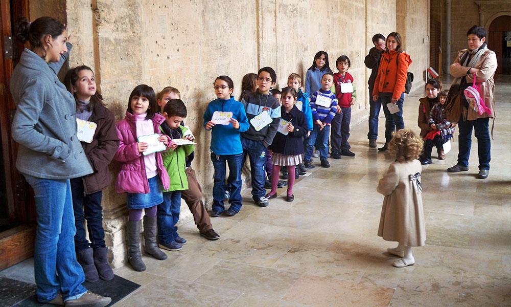Cuentos de Reyes en San Miguel de los Reyes Valencia