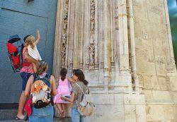 Valencia Family Tour ruta guiada familiar infantil paseo patrimonio cultural ciudad turismo urbano