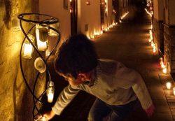 """Excursión """"Utiel a la luz de las velas"""""""