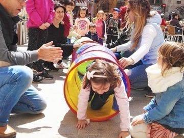 El Gusano Valentín - Rutas infantiles - Actividades familiares - Valencia - Turiart