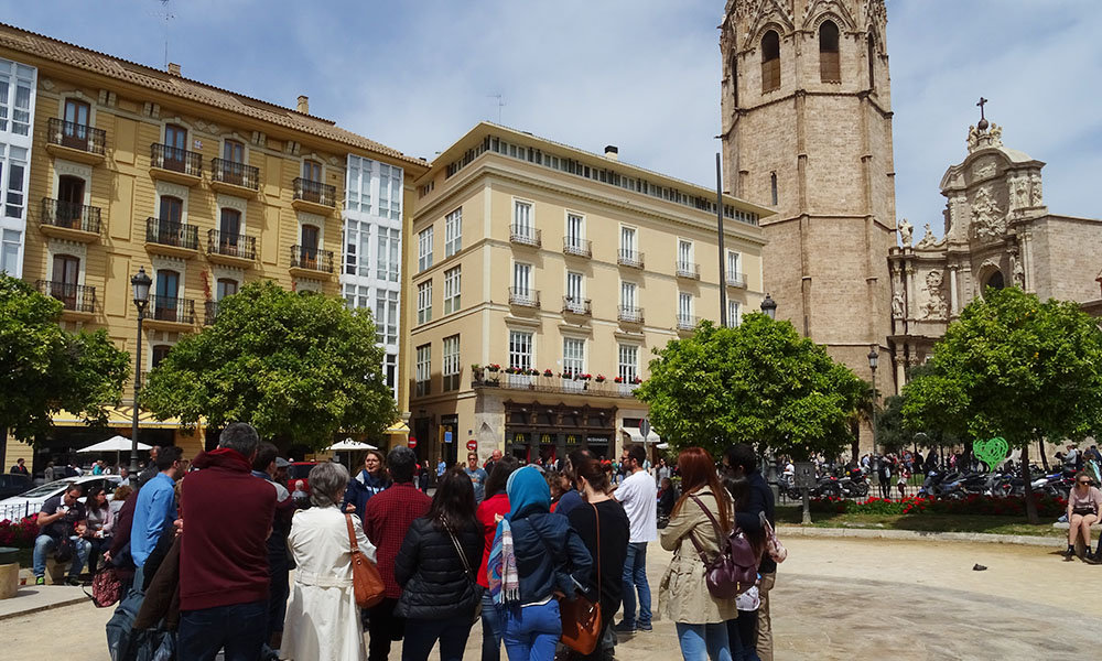 Valencia Capital de la República - Ruta cultural guiada - Turiart