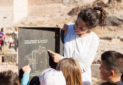 Un día de romanos en Sagunto - Ruta guiada familiar e infantil - Turiart